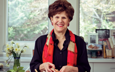 Traveling through Jewish Food History with Joan Nathan