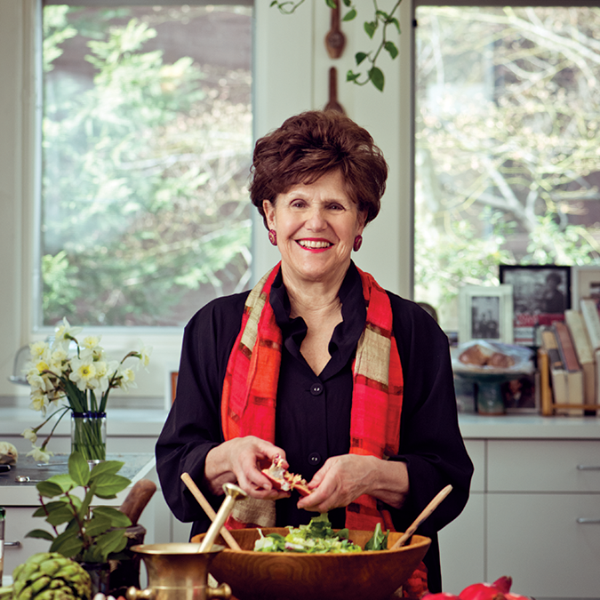 Traveling through Jewish Food History with Joan Nathan