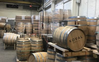 Part 2 with Sonat Birnecker Hart on Koval Distillery