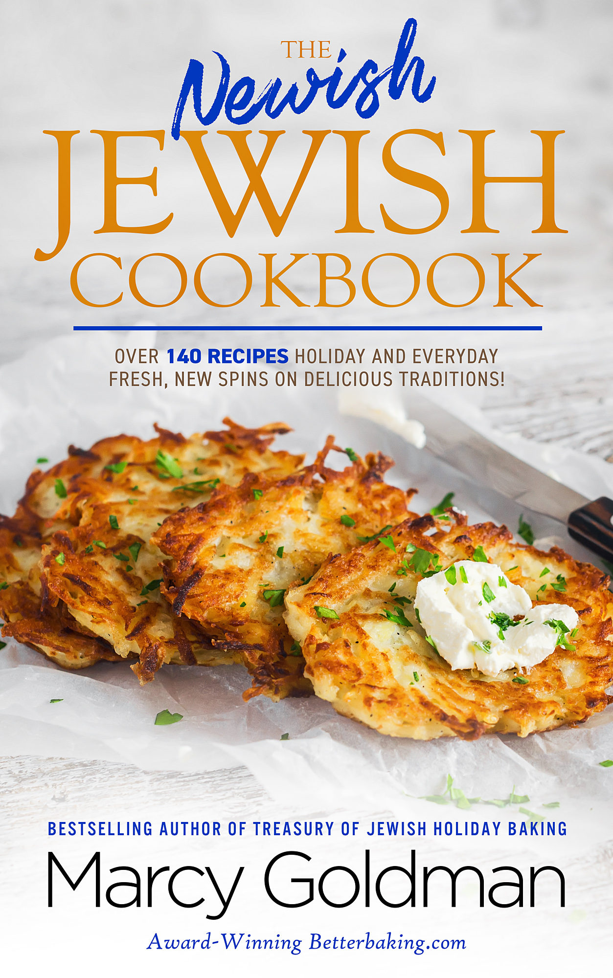 Newish Jewish Cookbook